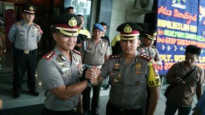 Taufan Dirgantoro Gantikan Yudi Chandra Sebagai Kapolres Lampung Timur