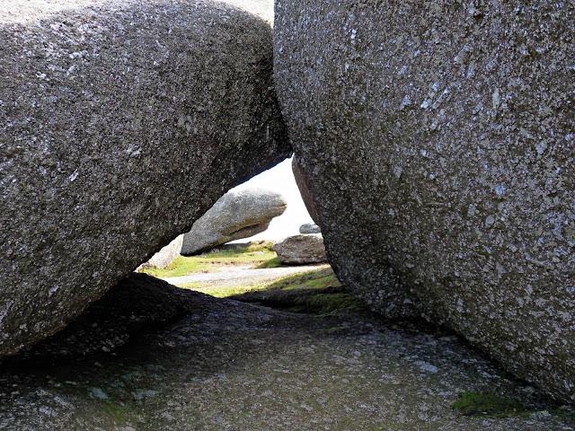 Helman Tor, Cornwall granite