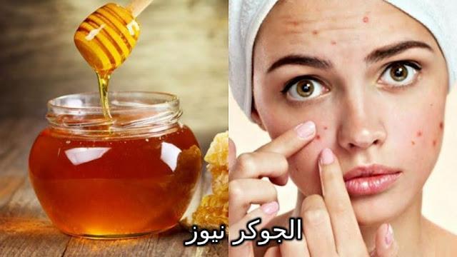 فوائد عسل النحل للبشرة