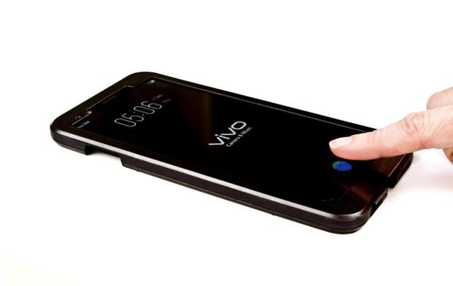 Vivo Akan Hadirkan Ponsel Fingerprint di Bawah Layar