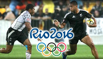Rugby Sevens in List of Rio 2016