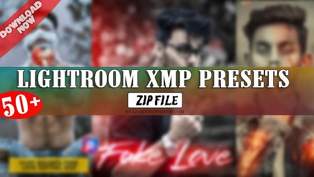 Top 5 Lightroom xmp presets zip file download in one click