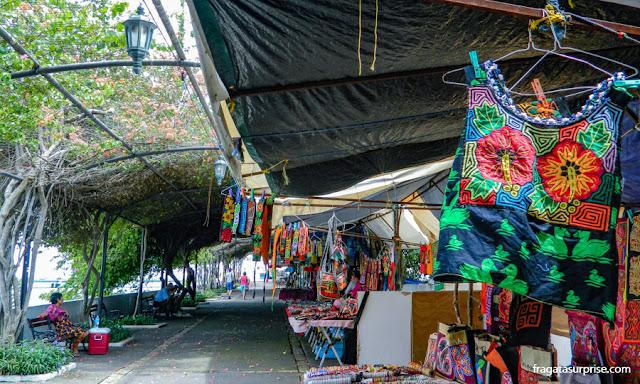 Casco Viejo do Panamá - passeio sobre as muralhas