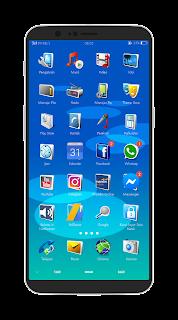 Tema Oppo: Nokia Syambian Tema Oppo dan Realme Tembus Whatsapp