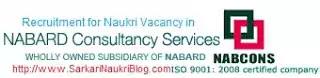 Naukri Vacancy Recruitment NABCONS