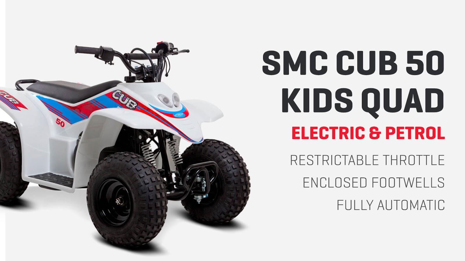 SMC Cub 50 Mini Quad
