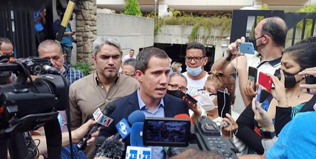 GUAIDÓ DENUNCIÓ QUE ACCIONARON UN EXPLOSIVO EN EL SÓTANO DE SU RESIDENCIA