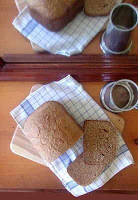 Homemade Blackstrap Bread