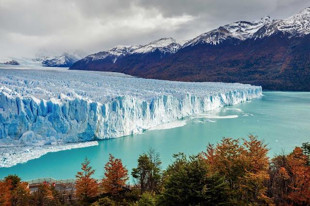 පෙරිටෝ මොරෙනෝ  ග්ලැසියරය (Perito Moreno Glacier) - Your Choice Way