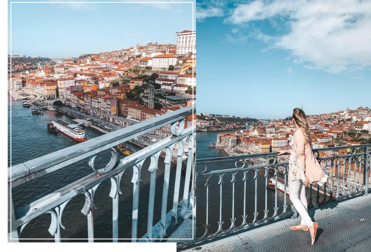 Porto Traveldiary Empfehlungen Sehenswertes Transport Tipps TheBlondeLion Travelblog Reiseführer What to see in Porto Must see Porto Bolhao Market Ribeira Matosinhos Torre dos Clerigos Treppen Ponte Dom Luiz