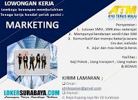 Karir Surabaya Terbaru di ATM Koperasi Oktober 2019