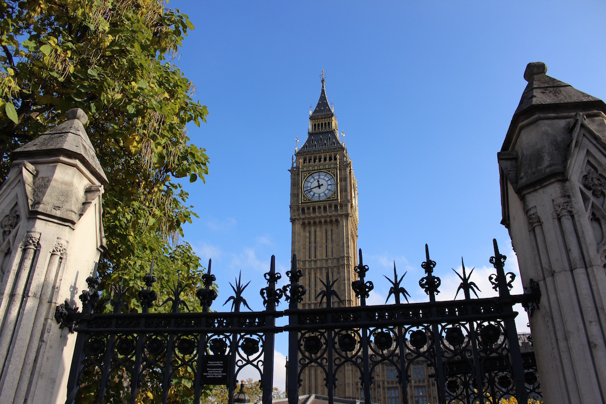 London Tour Themse Big Ben London Eye Westminster Abbey Buckingham Palace