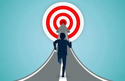 fokus pada satu titik mencapai sukses dalam berbisnis online
