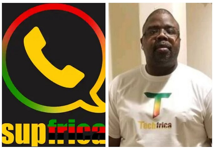 Why this messaging app Supfrica created by a Sierra Leonean man could be Africa's next Whatsapp