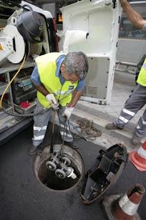 Rehabilitación de redes sin obras