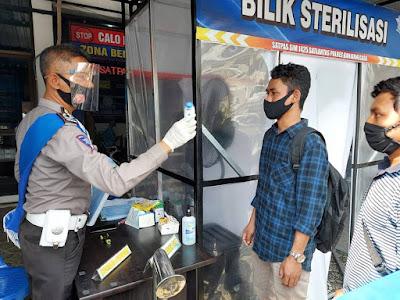 Polres Banjarnegara Berikan Dispensasi Perpanjangan SIM Masa Berlakunya Habis Saat Libur Lebaran