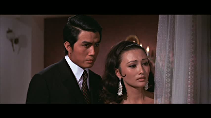 Love Without End (1970) with Jenny Hu   A Pessimist Is Never