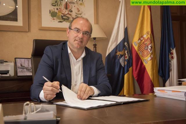 El Cabildo destinará 5,2 millones de euros a acciones que fomenten la creación de empleo en la isla