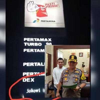 Polres Pelabuhan Belawan Masih Selidiki Kasus Running Teks SPBU Marelan