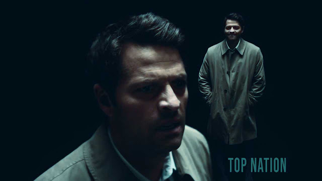 Dark Castiel Supernatural Cosmic Entity