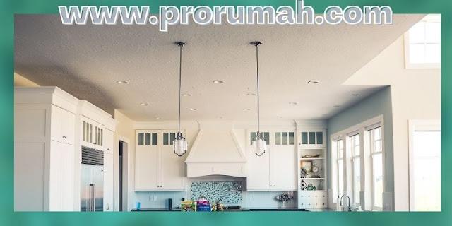 Tips Dekorasi Dapur Minimalis - pencahayaan yang tepat