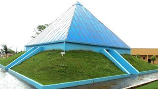 Pirâmide de Energização, Ametista do Sul