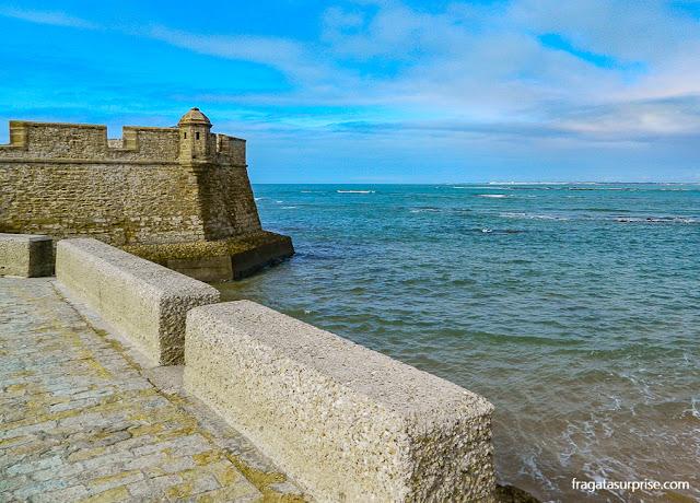 Fortaleza de San Sebastián, Cádiz