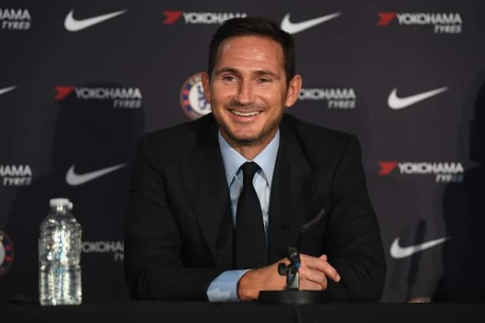 Frank Lampard To Be Sack?