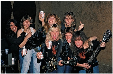Slayer and Megadeth in Louder than Hell Book PDF Download