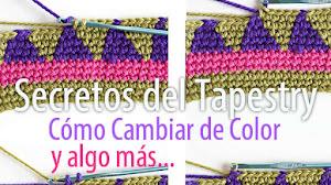 Los Secretos del Tapestry / Aprender a tejer