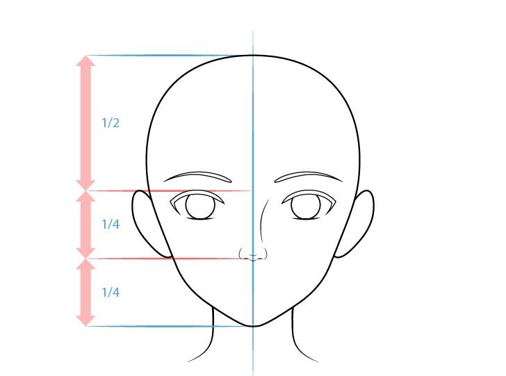 Gambar telinga anime yang realistis