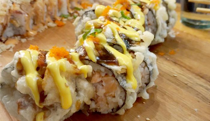 Davao Dining: The Ohana Platter at Kaizen Japanese Street Dining