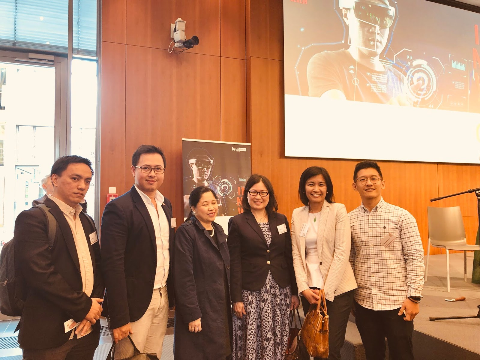 Explora Ph in Asia Pacific Week Berlin 2019