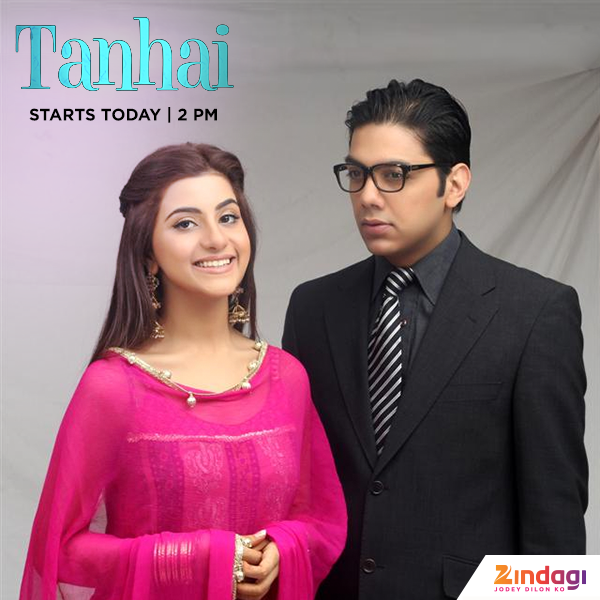 'Tanhai' Zindagi Tv Upcoming Show Wiki Story |Cast |Title Song| Promo| Timings