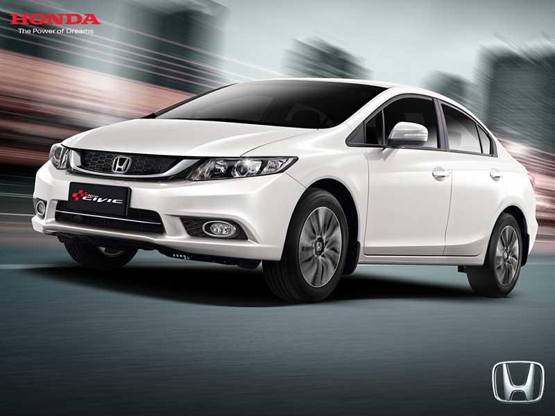 Mobil Honda Civic Bandung