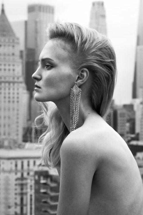 Agata Serge 500px arte fotografia fashion mulheres modelos preto e branco