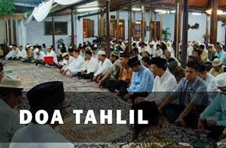15 Susunan Doa Tahlil Lengkap Arab dan Terjemahannya