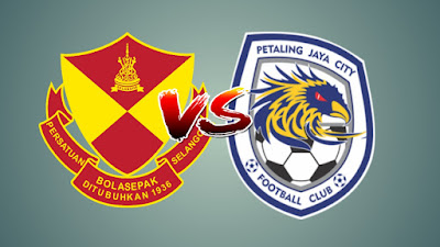 Live Streaming Selangor vs PJ City FC Liga Super 13.7.2019