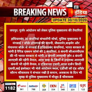 Jaipur News,gurjar aandolan,गुर्जर आंदोलन,पुलिस मुख्यालय,आंदोलन,latest news,hindi news,google news,police