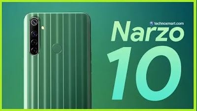Realme Narzo 10 'That Blue' Shade Choice Is Launched In India, First Sale Is On June 30