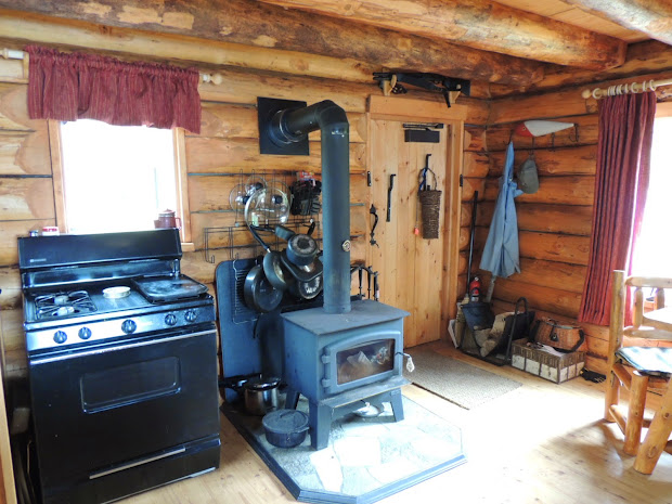 Oil Stoves Alaska Cabins - Year of Clean Water
