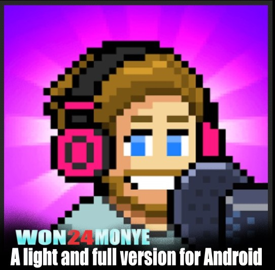 PewDiePie's Tuber Simulator is a light and full version for Android