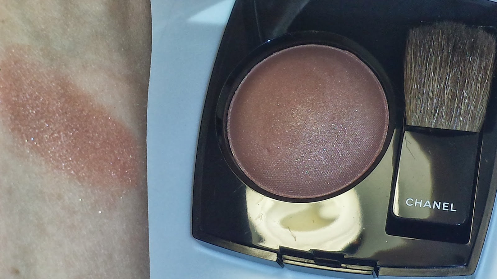 Review Accent Blush Chanel Powder