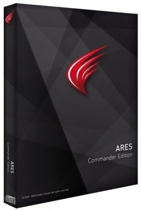 ARES Commander 2020.1 Build 20.1.1.2024 poster box cover
