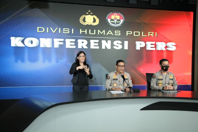 Kadiv Humas Polri Beberkan Kinerja Virtual Police