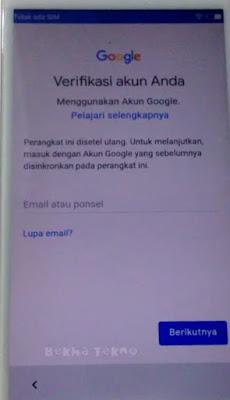 Metode Baru Cara Bypass FRP Akun Google Vivo V5 Menggunakan Tool Vivo Bypass FRP Gratis