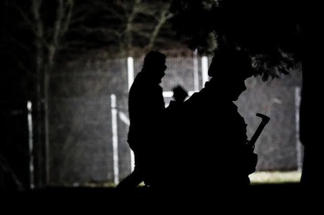 """Οι εθνοφύλακες του Έβρου στη """"μάχη"""" των συνόρων"""