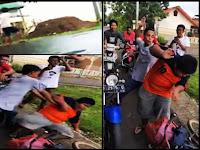Tega, Sekelompok Pemuda di Ma'rang Bulying, Pukul dan Banting Bocah Penjual Kue
