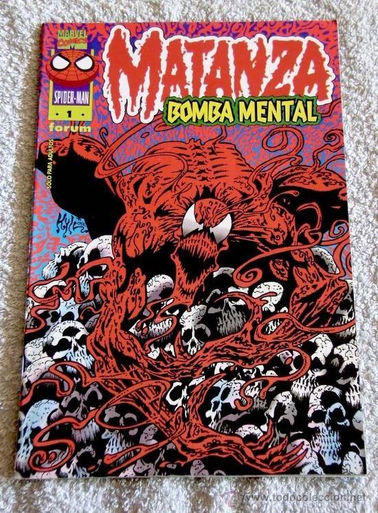 Marvel comics spiderman carnage pdf descargar gratis - Marvel spiderman comics pdf ...