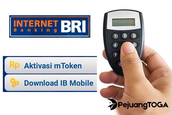 Aktivasi Internet Banking BRI